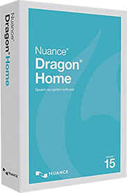 Nuance Dragon Home V15