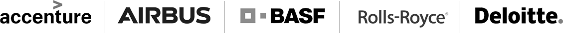 Accenture - Airbus - BASF - Rolls-Royce - Deloitte