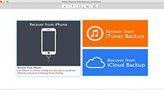 Screenshot 1 Stellar Data Recovery for i-Phone