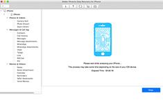 Screenshot 4 Stellar Data Recovery for i-Phone