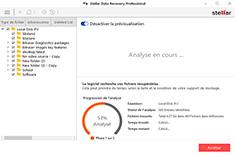 Screenshot 2 Stellar Data Recovery