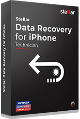 Stellar Data Recovery for iPhone Technician