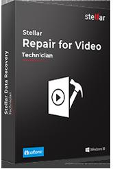 Stellar Repair for Video Technician