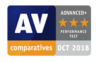 AV Comparative - Oct 2018