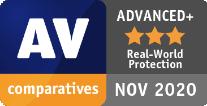AV Comparative - Novembre 2020